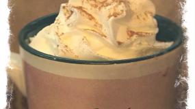 Snickerdoodle Frappuccino Recipe